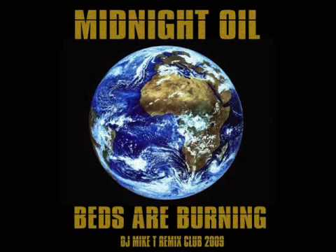 Midnight Oil Beds Are Burning Mike Traxx Remix