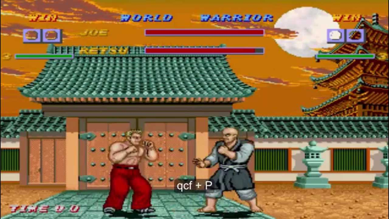 Street Fighter One
