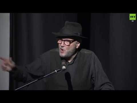 George Galloway speaks on imperialism & world politics (FULL