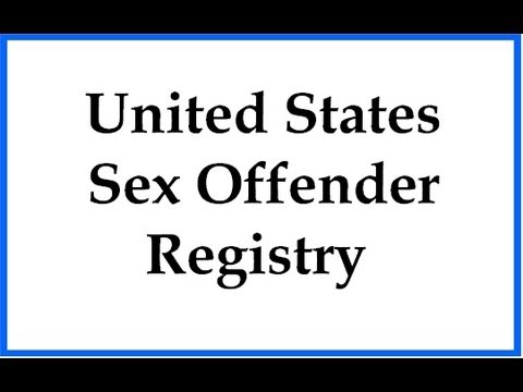 In compliance with sex offender registry
