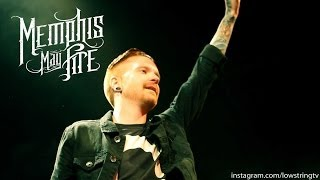Memphis May Fire Without Walls Alive In The Lights Feel This Tour 2013