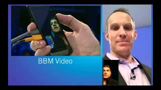 RIM Blackberry 10 Announcement