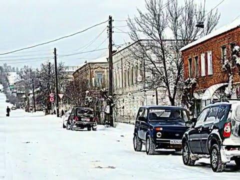 Нолинск - древний русский город