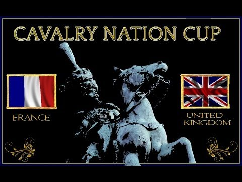 Napoleonic Wars Cavalry Nation Cup (France/United Kingdom)