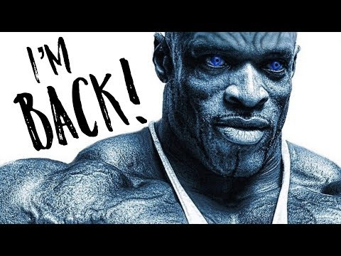 Ronnie Coleman - THE KING IS BACK - 2019 Motivation