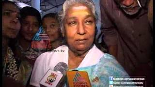 Singer S Janaki refuses to accept Padma Bhushan, S Janaki's reaction - Asianet News Exclusive