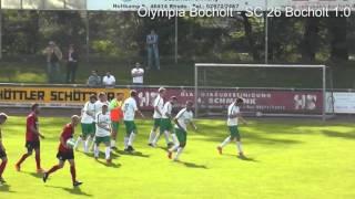 Saison 2014/2015 8. Spieltag: Olympia Bocholt - SC 26 Bocholt