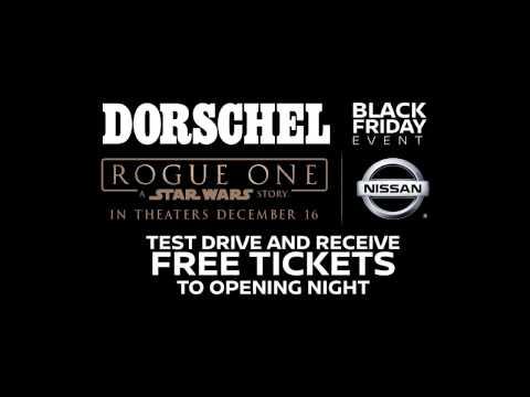 Dorschel Nissan Star Wars Rogue One
