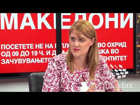 Дебата на Стаменковска и Зекири: Ако ВМРО-ДПМНЕ не бојкотира, ќе повика на гласање
