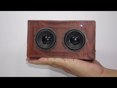 How To Make Bluetooth Speaker | ब्लूटूथ स्पीकर कैसे बनाये