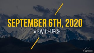 View Church Live Stream - September 6th