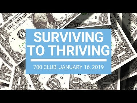 The 700 Club - January 16, 2019 Mp3