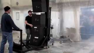 Line Array, Genie tower, and Polar Focus®  GK-SFA-B demo