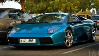 Amazing cars in Dubai