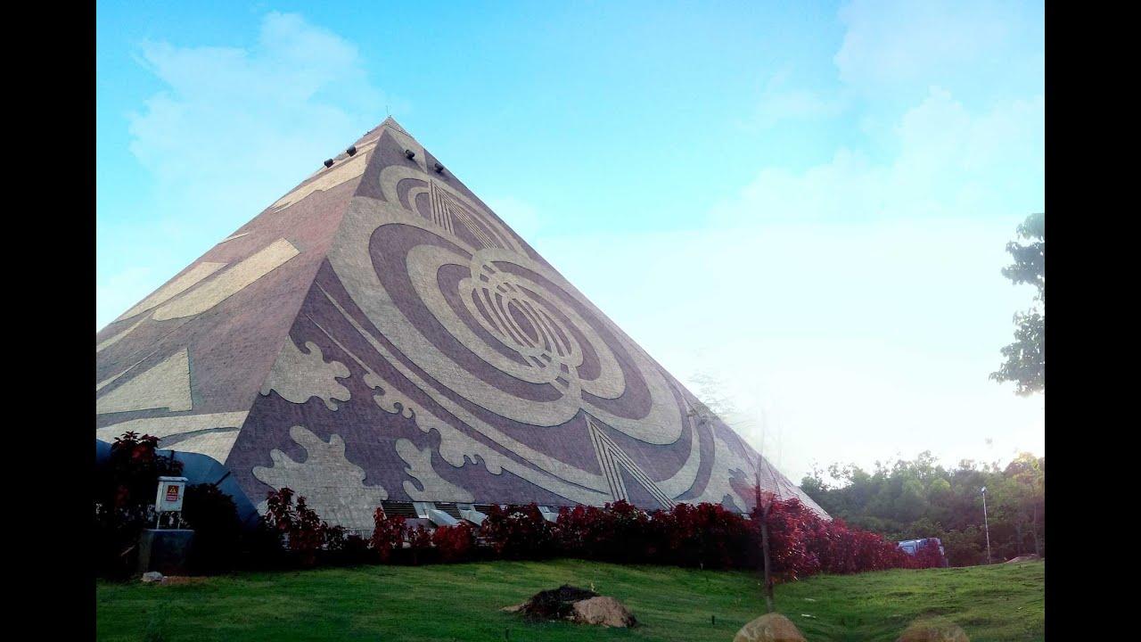 Pyramid Valley Bangalore. An international meditation ...
