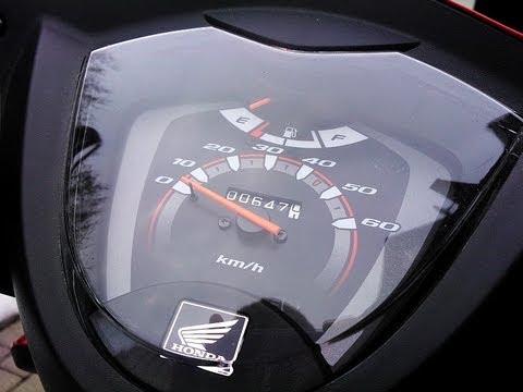 2012 honda vision 50 ccm scooter honda nsc50. Black Bedroom Furniture Sets. Home Design Ideas