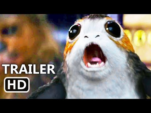 STАR WАRS 8 The Last Jedi NEW Trailer (2017) Daisy Ridley, Sci-Fi Movie HD