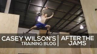 Casey Wilson Training Blog 2 - After the Jams