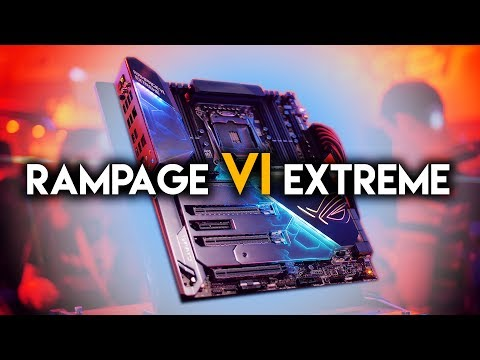 ASUS & Their INSANE RoG X299 Motherboards!