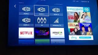 Insignia Roku tv Skip Home Screen when turning TV on
