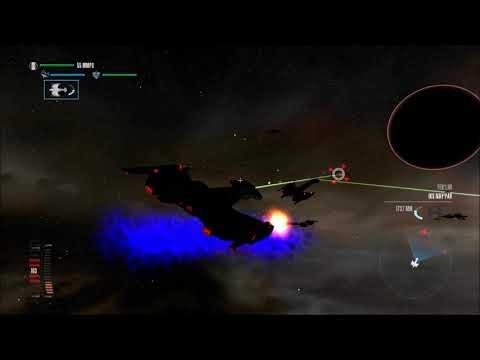 Martok & Worf vs. Klingon Rebels! - Star Trek Legacy: Ultimate Universe 2.2
