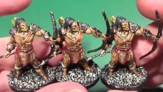 D&D The Minis Part 2 Wrath of Ashardalon
