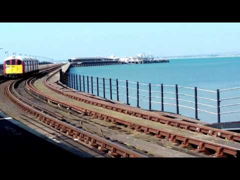 A VISIT TO RYDE - ISLE OF WIGHT - CATAMARAN - TRAIN - BUS MUSEUM