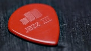 It's More Than A Pick: Jazz III
