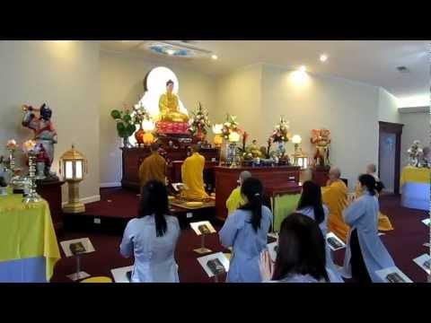 Chua Tung Lam Vietnamese Buddhist Temple Grand Opening