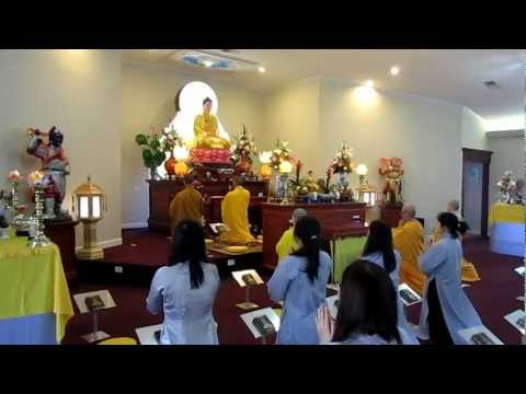 Chua Tung Lam Vietnamese Buddhist Temple Grand Opening Travel Video