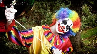 Are These The Creepiest Clowns You've Ever Seen?