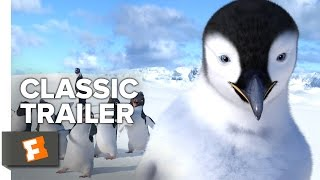 Happy Feet (2006) Official Trailer #1 - Animated Movie HD