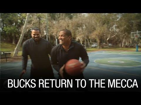 Bucks Return To The MECCA