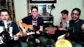 """Foo Fighters - """"I Am a River"""" (Acoustic Cover) by Rebel Kicks"""