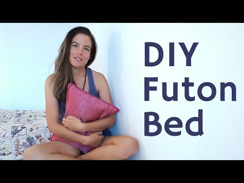 Diy Japanese Futon Style Bed Cheat