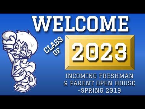 Freeburg Community High School District #77 * 2023 Incoming Freshman/Parent Open House