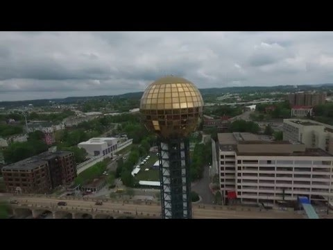 1982 Worlds Fair Sunsphere Knoxville Tennessee Explore