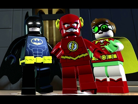 LEGO Batman Movie Adventure World 100% Guide - All Collectibles