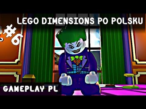 lego dimensions pl 6 joker atakuje youtube. Black Bedroom Furniture Sets. Home Design Ideas