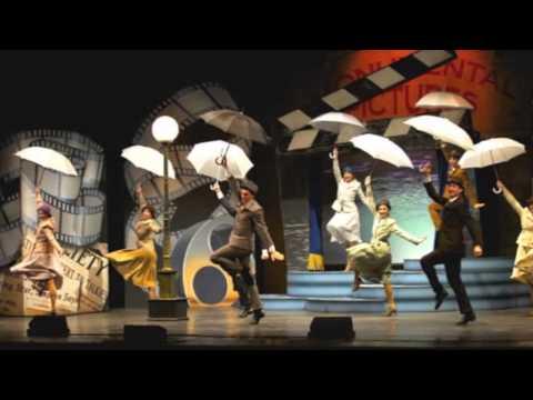 26/03/2015 CANTANDO SOTTO LA PIOGGIA al Teatro Comunale di Cormòns