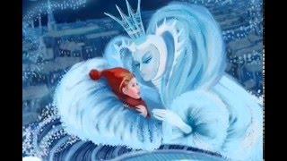 Снежная Королева. Андерсен. Библиотека ''Лучшие сказки на ночь для детей''