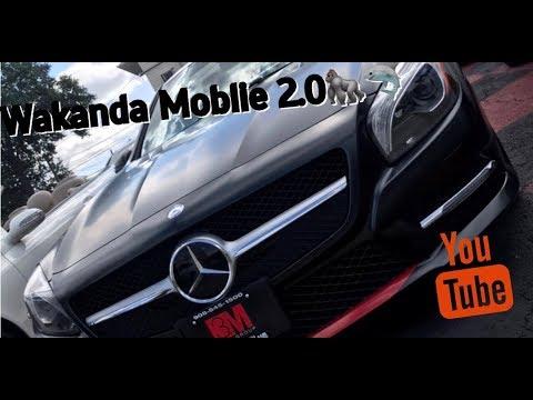 "Mercedes Benz Sl550 ""Wakanda Mobile 2.0"" Review!!!"