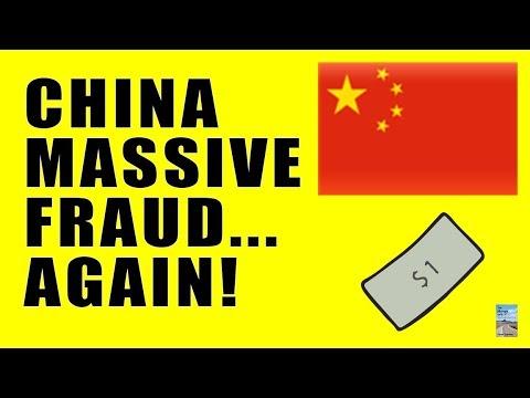 China Admits FINANCIAL FRAUD and Economic Slowdown Will Drag Economy in 2018!