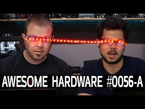 Awesome Hardware #0056-A: Polaris 10 Pictured, Oculus Launch Games, Best New Budget Case?