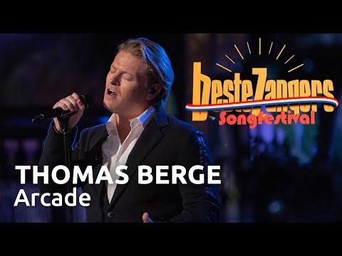 Thomas Berge - Arcade   Beste Zangers Songfestival