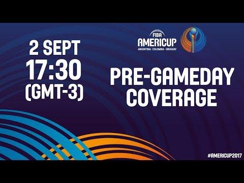 #JornadaAmeriCup - Previa Semifinales