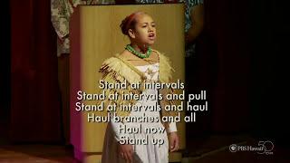 PBS Hawaii - HIKI NŌ Episode 204   Ke Kula Niihau O Kekaha Public Charter School   Tita Poi
