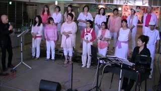 櫻組2015年ライブ「月歌会」~大地を歌う~ -大口町ほほえみプラザ 1階...