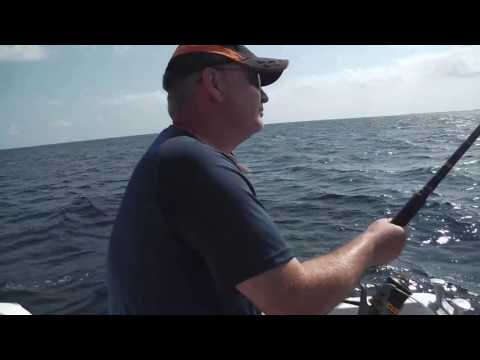 Deep Sea Fishing in Cuba