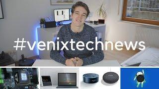 Amazon / Google im Minus? Google Steuerflucht? Intel SKANDAL #venixtechnews
